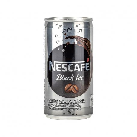 Սուրճ սառը «Nescafe Black Ice» 180մլ