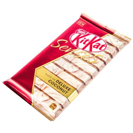 Շոկոլադե սալիկ «KitKat Senses» կոկոս 112գ