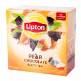 Թեյ «Lipton» տանձ, շոկոլադ 32գ