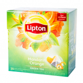 Թեյ «Lipton» նարինջ, մանդարին 36գ