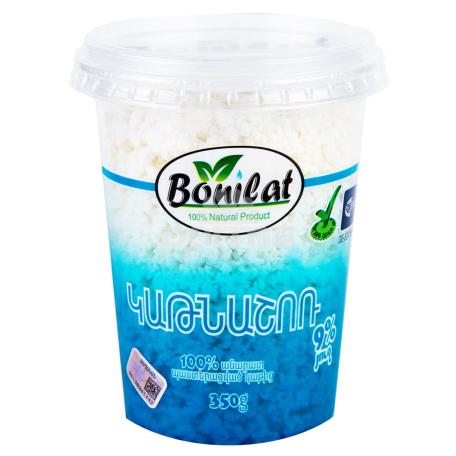 Կաթնաշոռ «Բոնիլատ» 9% 350գ