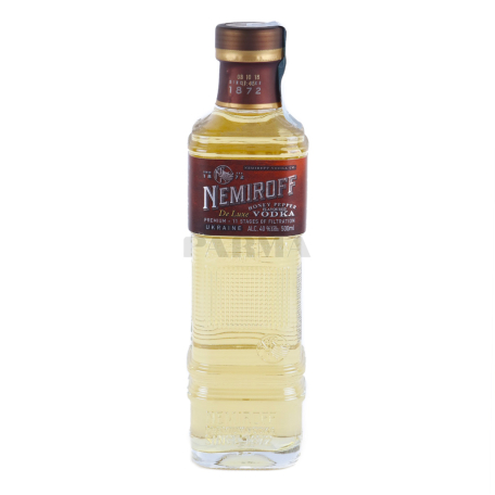 Օղի «Nemiroff Limited» մեղրով, պղպեղով 500մլ