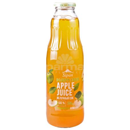 Հյութ բնական «Սիփան» խնձոր 750մլ