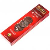 Շոկոլադե կոնֆետներ «Trianon Rounds» մուգ շոկոլադ, բրինձ 75գ