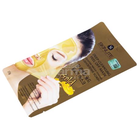 Դիմակ դեմքի «Skinlite» ոսկեգույն 15գ
