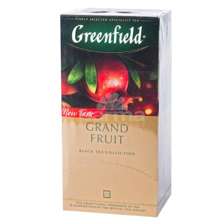 Թեյ «Greenfield Grand Fruit» 37.5գ