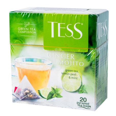Թեյ «Tess» կանաչ, լայմ, անանուխ 36գ
