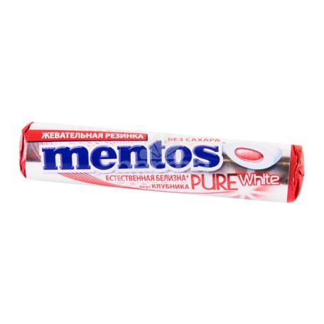 Մաստակ «Mentos» ելակ 16գ