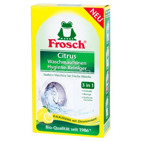 Փոշի լվացքի մեքենայի «Frosch» ցիտրուս 250գ