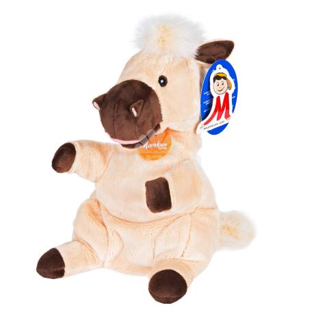 Փափուկ խաղալիք «Մանկան» ձիուկ ձեռնոց