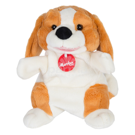 Փափուկ խաղալիք «Մանկան» շուն ձեռնոց