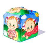 Փափուկ խաղալիք «Joy Toy» խորանարդ