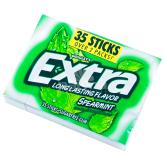 Մաստակ «Wrigley`s Extra Spearmint» 35 հատ