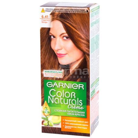 Մազի ներկ «Garnier Color Naturals N6.41»