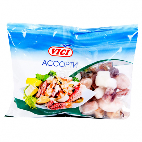 Ծովամթերքների ասորտի «Vici» հում սառեցված 400գ