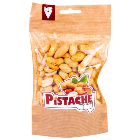 Գետնանուշ «Pistache» կծու 100գ
