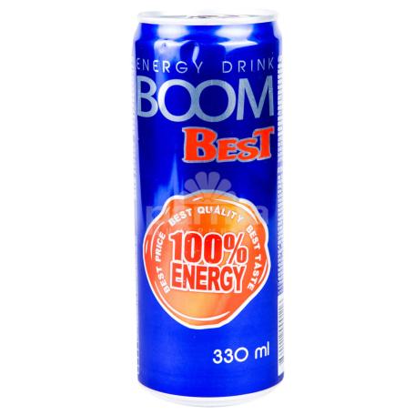 Էներգետիկ ըմպելիք «Boom Best» 330մլ