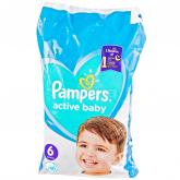 Տակդիրներ «Pampers Active Baby» № 6 13-18 կգ