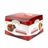 Պանետտոնե «Valentino Panettone con Cioccolato Fondente» շոկոլադ 750գ