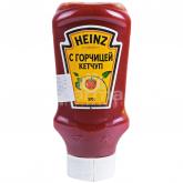 Կետչուպ «Heinz» մանանեխով 570գ