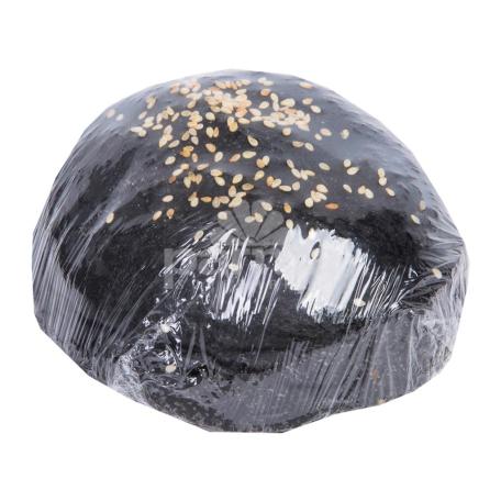 Հաց «Black Coal» համբուրգերի 165գ