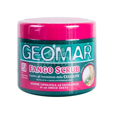 Մարմնի սկրաբ «Geomar Fango» 600գ