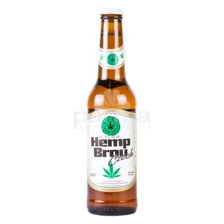 Գարեջուր «Hemp Brou» 330մլ