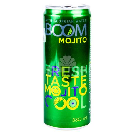 Զովացուցիչ ըմպելիք «Boom Mojito» 330մլ