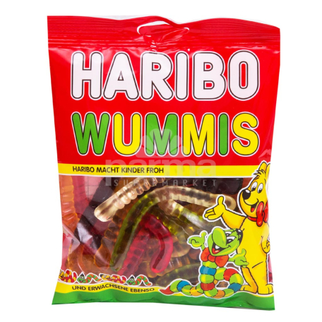 Դոնդողանման կոնֆետներ «Haribo Wummis» 150գ