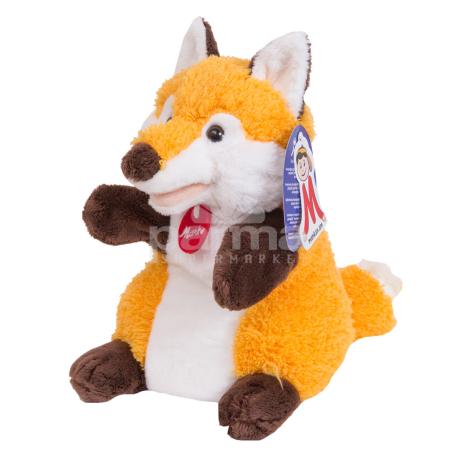 Փափուկ խաղալիք-ձեռնոց «Մանկան» աղվես