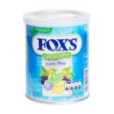 Սառնաշաքար «Fox`s» միրգ, անանուխ 180գ