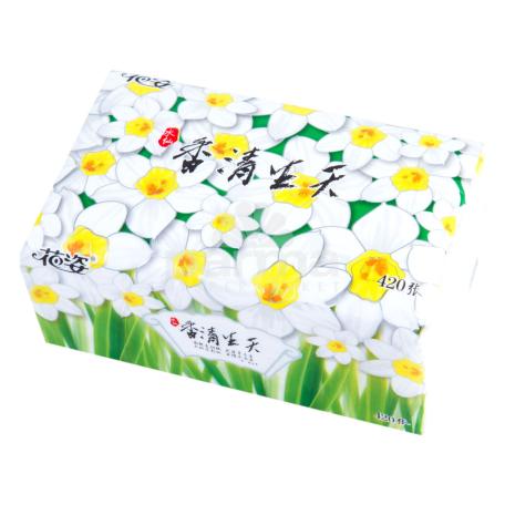 Անձեռոցիկ «Floral» եռաշերտ 140 հատ