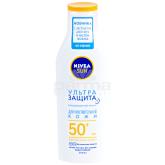 Լոսյոն «Nivea Sun Kids 50+» արևապաշտպան 200մլ
