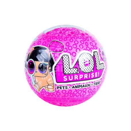 Խաղալիք «L.O.L. Surprise Pets»
