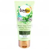 Դիմակ դեմքի «Lovea» կանաչ կավ 75մլ