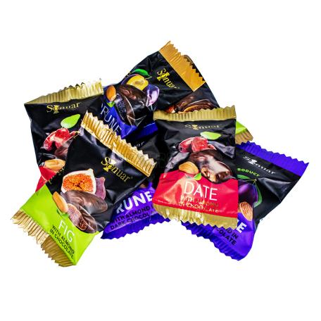 Շոկոլադե կոնֆետներ «Sonuar» կգ