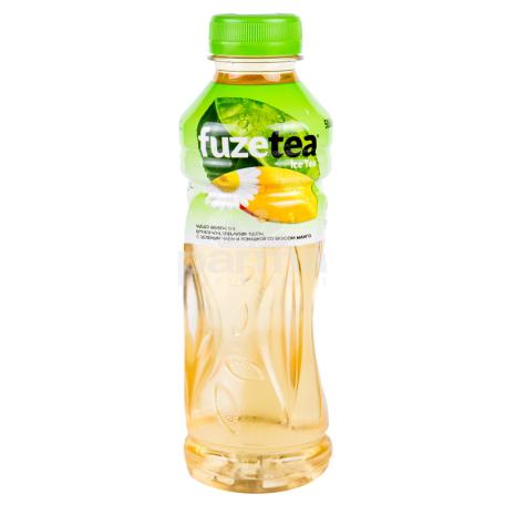 Թեյ սառը «Fuzetea» կանաչ թեյ, երիցուկ, մանգո 500մլ