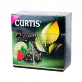 Թեյ «Curtis Strawberry Mojito» 34գ