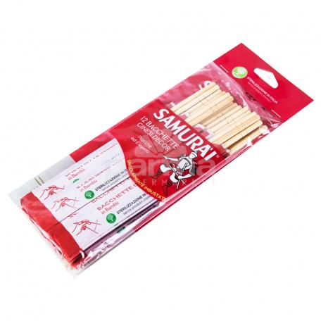 Փայտիկներ սննդային «Samurai» 12 հատ