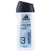 Լոգանքի գել «Adidas Adipure 3in1» 250մլ