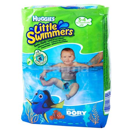 Տակդիրներ «Huggies Little Swimmers»