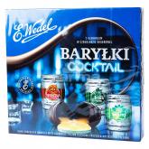 Շոկոլադե կոնֆետներ «Wedel Barylki» կոկտեյլ 200գ