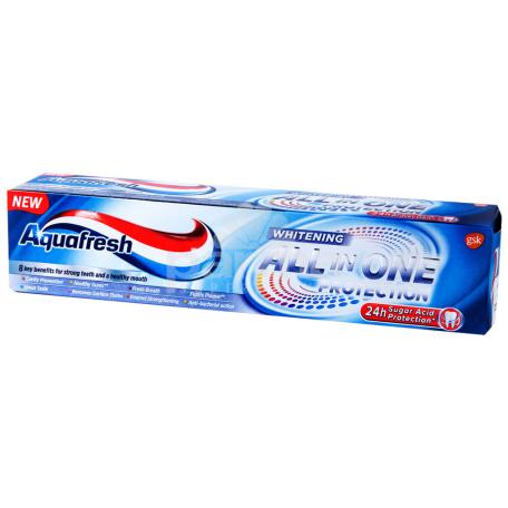 Ատամի մածուկ «Aquafresh All In One» 100մլ