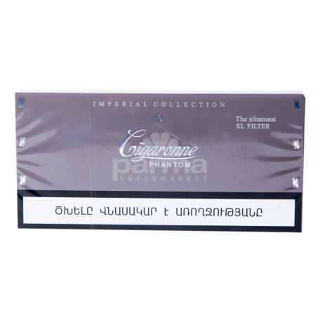 Ծխախոտ «Cigaronne Phantom»