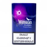 Ծխախոտ «Winston Compact Purple Beat»