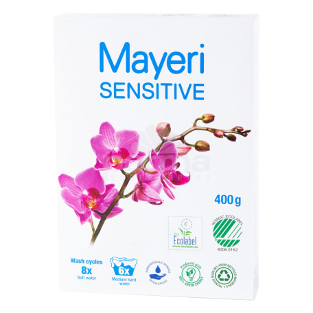 Փոշի լվացքի «Mayeri Sensitive» 400գ