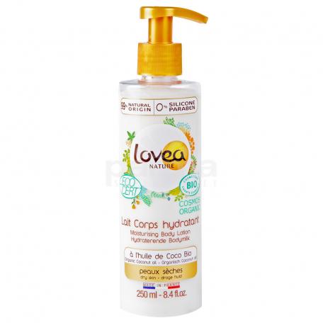 Լոսյոն մարմնի «Lovea» կոկոս 250մլ