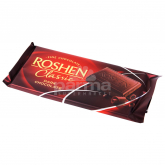 Շոկոլադե սալիկ «Roshen Classic» մուգ շոկոլադ 90գ