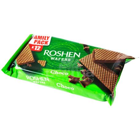 Վաֆլի «Roshen» շոկոլադ 216գ