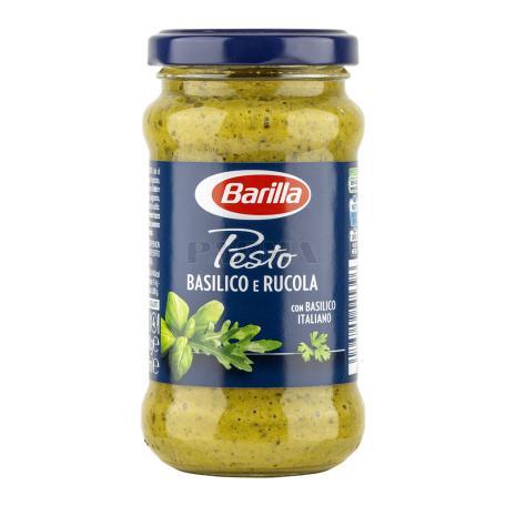 Սոուս «Barilla Pesto Basilico e Rucola» 190գ